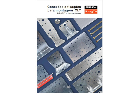 Catálogo Técnico Simpson Strong-Tie - Conectores CLT