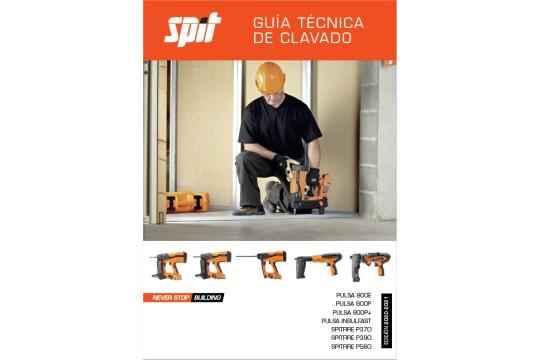Catálogo Técnico SPIT - Ferramentas a Gás e Pólvora - 2020/ 2021