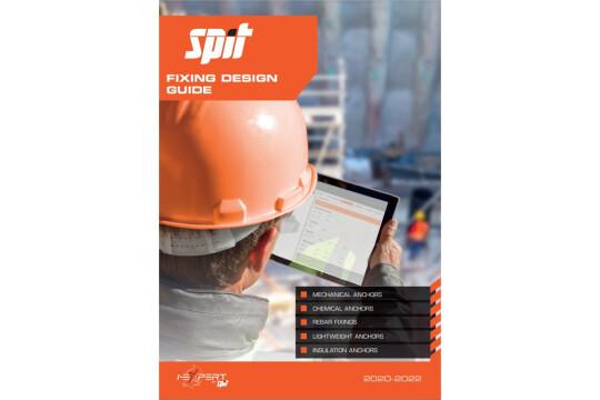 Catálogo Técnico SPIT - Projeto de Fixações - 2020/ 2022