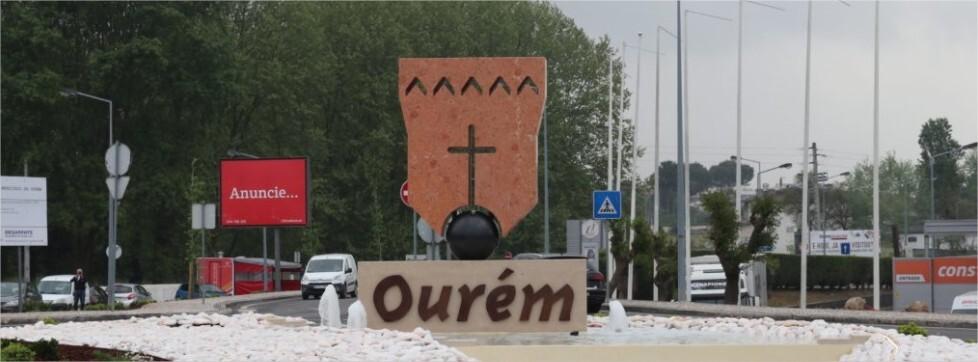 Requalificação do Jardim da Corredoura em Ourém