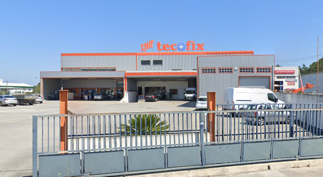 Tecofix Leiria - Loja e Sede